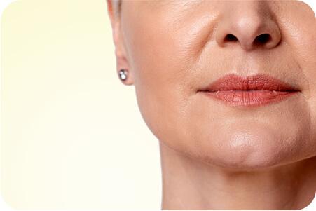 Oznaki starzenia się skóry