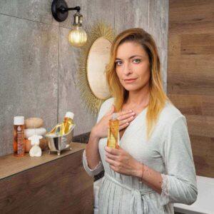 Pielęgnacja skóry trądzikowej olejkiem